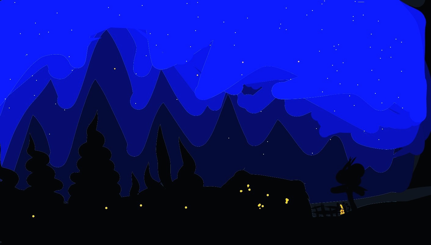Night scene Image