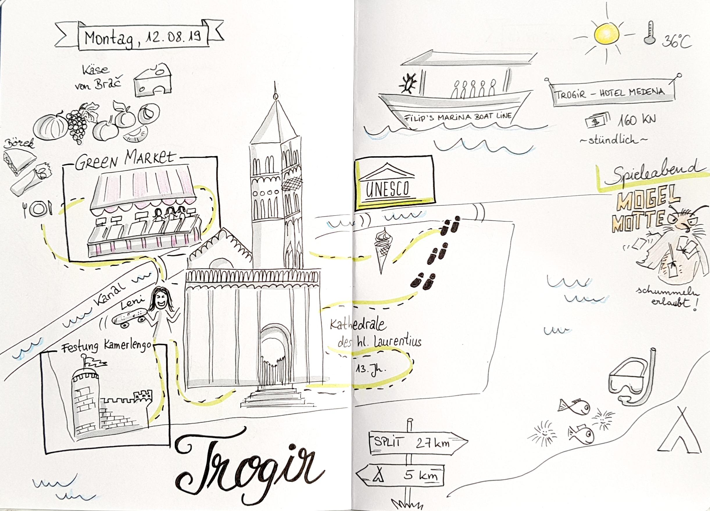 Trogir (Croatia) Image