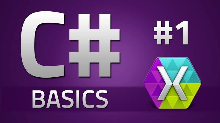 Basics on C# Image (1/1)