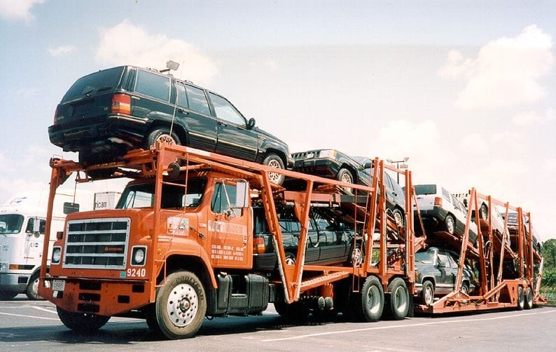 Searching for Affordable Auto Shipping Services in US? Image (1/1)