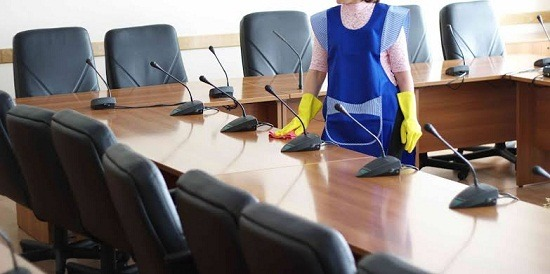 Hire Sparkle Office for Office Cleaning Services in Melbourne Image (1/1)