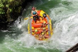 Okere Falls Rafting Image