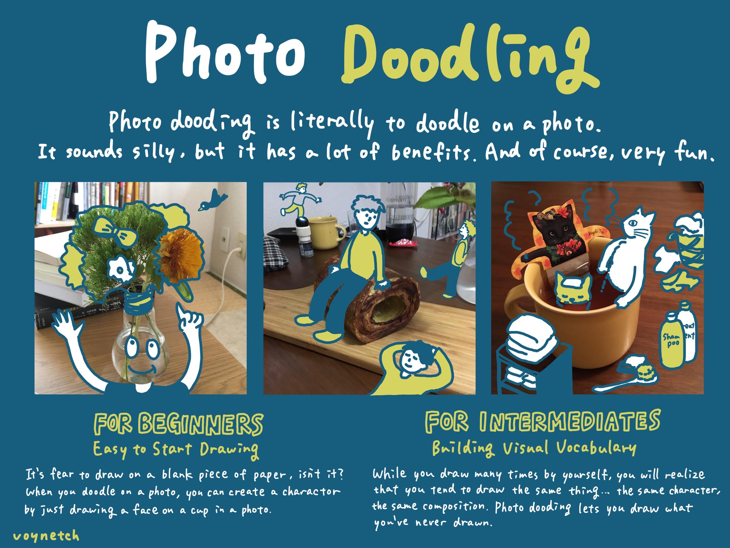 Photo Doodling Image