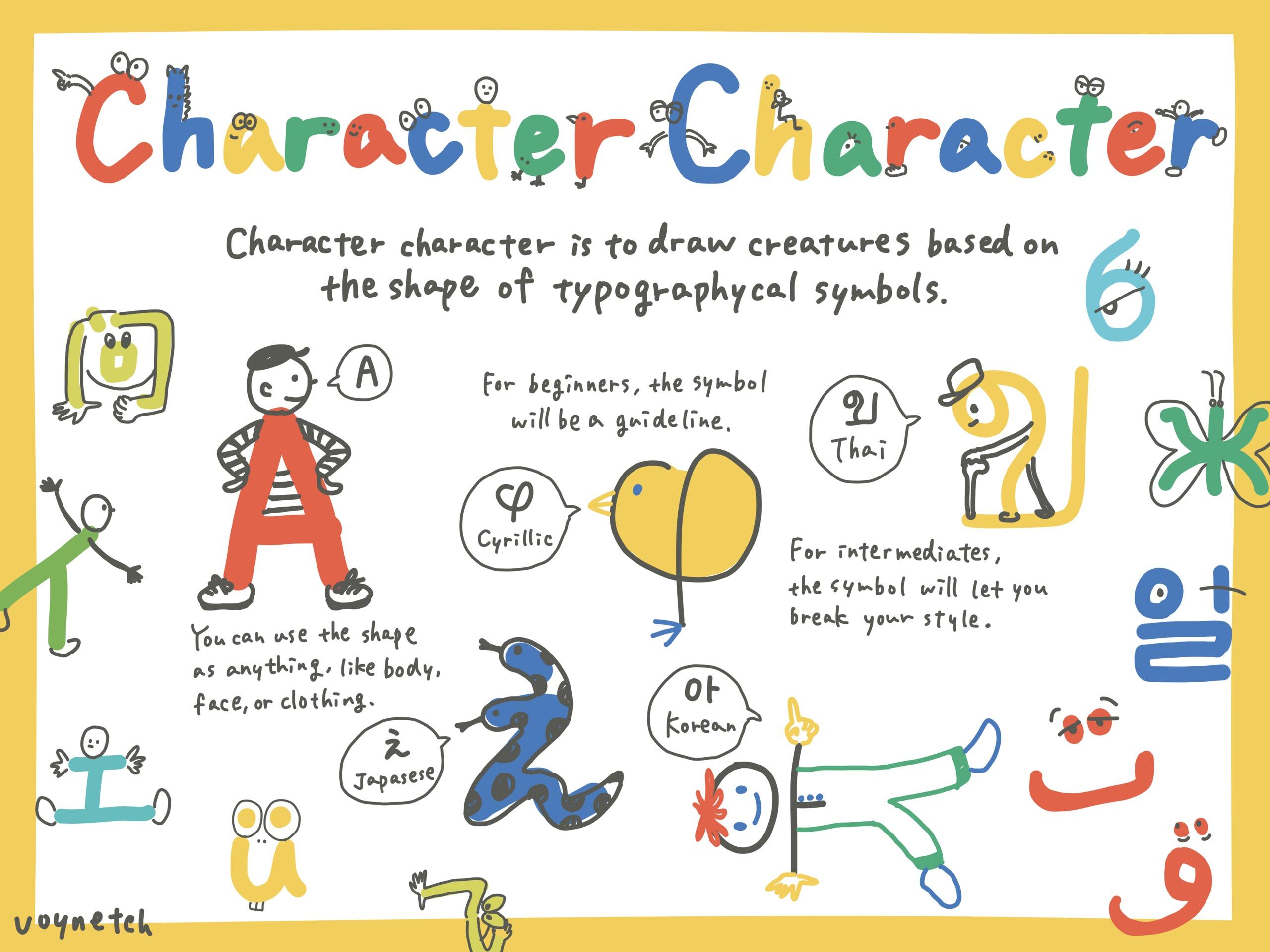 Character character Image (1/3)